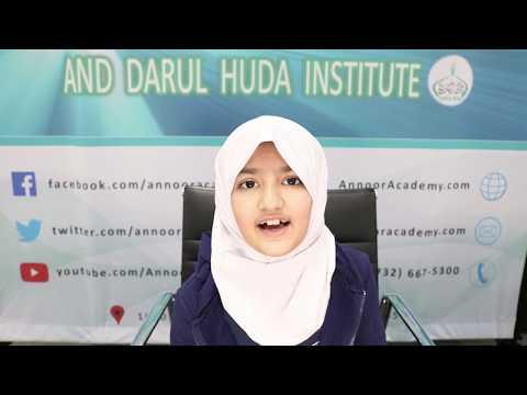 An-Noor Academy Students Video 2020