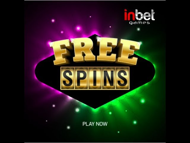 Free spins from Inbet make online revenue engine spin harder