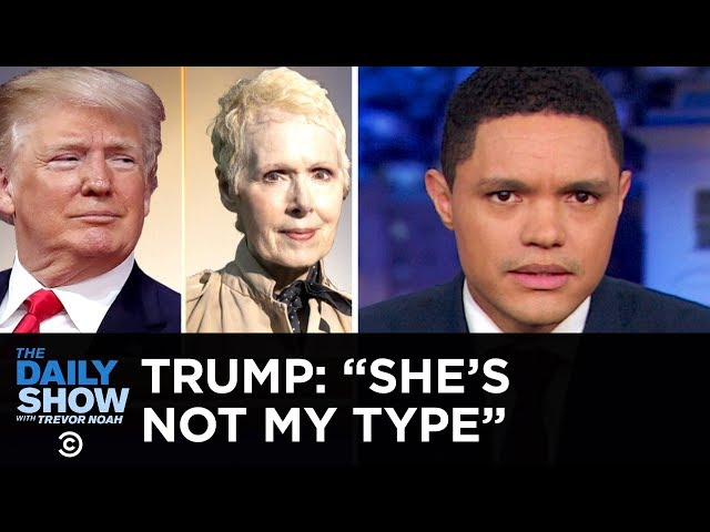Trump's 22nd Sexual Assault Allegation | The Daily Show