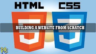 Building a Website From Scratch