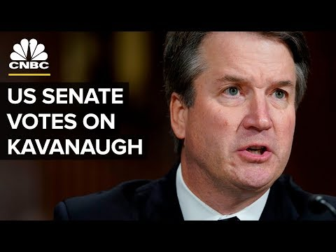 WATCH: US Senate meets to consider advancing Kavanaugh confirmation —  Sept. 28, 2018