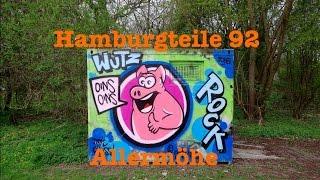 Hamburgteile 92 Allermöhe