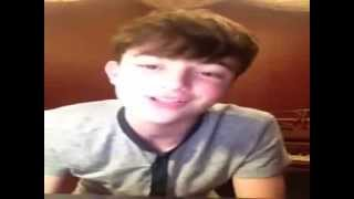 Greyson Chance - Happy Greyson Day. Subtitulado