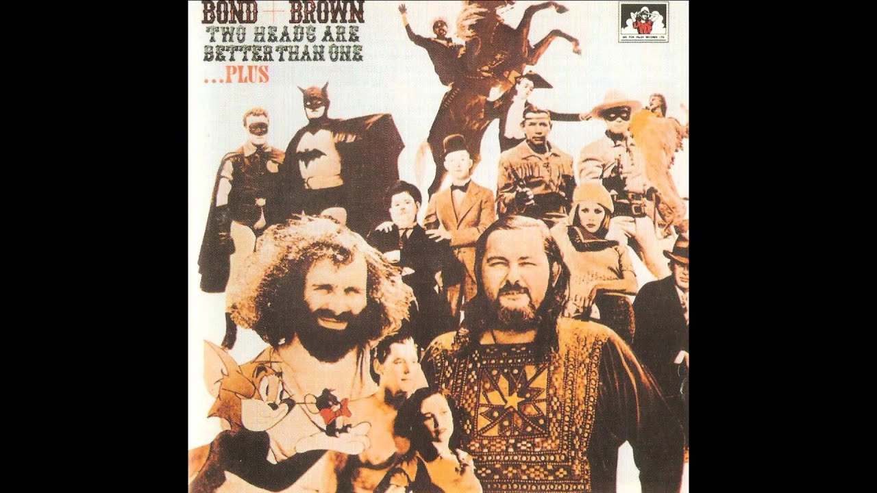 Download Graham Bond & Pete Brown - The Beginning....... ( Two Heads Are Better Than One...Plus ) 1972