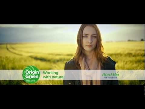 The World is Hungry for Food Sustainability - Saoirse Ronan (Origin Green)