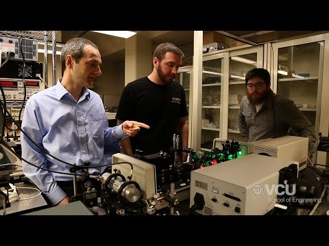 Electrical and Computer Engineering: Optics and Photonics Laboratory