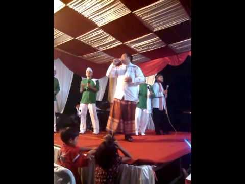 Sholawat mahabbatain zapin raja  dilaut feat kiwit