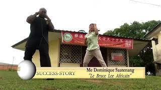 Success Story_Me Dominique Saatenang_Le Bruce lee Africain_Carrières N°77_Juillet 2018