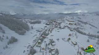 Valberg sous la neige - 02 mars 2018
