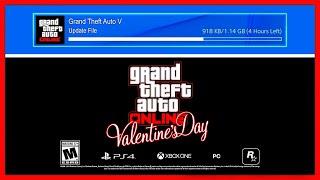 gTA 5 Online: ОБНОВЛЕНИЕ «День Святого Валентина» / Бесплатный Транспорт, Бонусные Деньги & Другое!