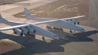 STRATOLAUNCH: Nur ein Wunder kann das weltgrößte Flugzeug noch retten