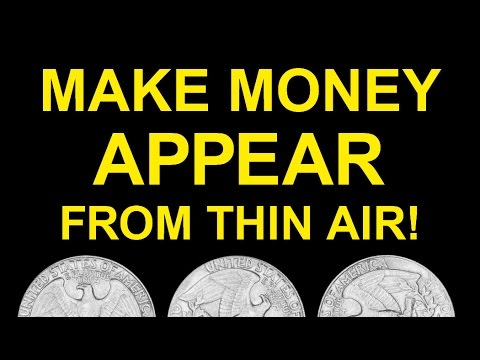 JAW-DROPPING 'APPEARING COINS' MAGIC TRICK REVEALED!