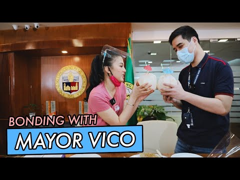 A Day with Mayor Vico by Alex Gonzaga