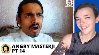 BB Ki Vines- | Angry Masterji- Part 14 | REACTION!! | Indi Rossi