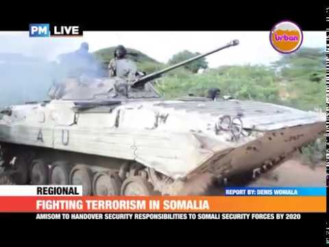 FIGHTING TERRORISM IN SOMALIA