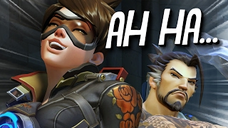 Overwatch - Funny Competitive Moments (Diamond)