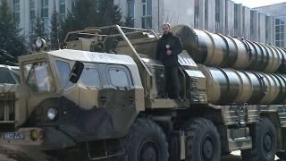 Выставка военной техники в Белгороде