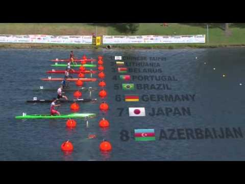 Canoe Niagara | Race 127 Semi 3, C1 Jun Men 200m from YouTube · Duration:  2 minutes 35 seconds