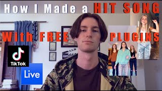 How I Made a HIT Song with FREE Plugins