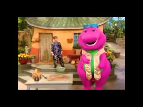 Barney - The Mad Song (Spanish)