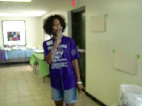 Aunt Landis Reunion Karaoke!!