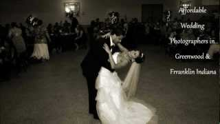 Affordable wedding photographers in Greenwood Indiana Franklin Djs Photography Indianapolis