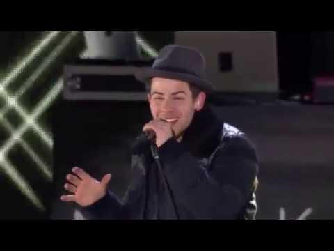 Nick Jonas -Teacher Niagara Falls NYE 2014