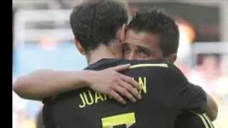 David Villa-Farewell Spanish Legend 2005-2014