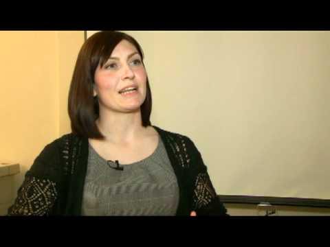 Laura Smith, hospital pharmacist, explains how SCR helps her