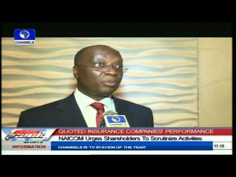 Insurance Companies: NAICOM Urges Shareholders To Monitor Investments