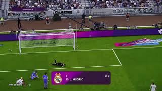 PES 라리가 2019.2020 레알 마드리드 vs 헤…