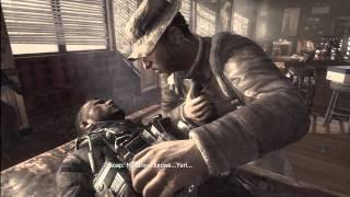 Download MW3: Soap's Death & Makarov Knows Yuri Flashback Cutscene