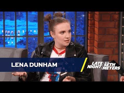 Lena Dunham Has Loved Hillary Clinton Since Age 6