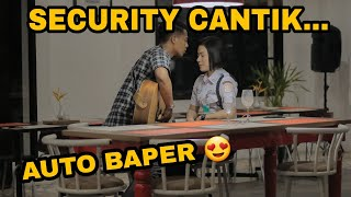 TER NEKAT  !! BAPERIN SECURITY GALAK !?! JOMBLO AUTO SENYUM 🤣 MP3