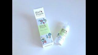IHERB: Mad Hippie Skin Care Products, Face Cream (Крем для лица) - Видео обзор