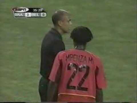 Belgium - Brazil  world cup 2002