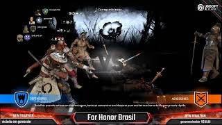 For Honor Brasil Live