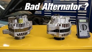 How to Test an Alternator Diagnose Easily Yourself