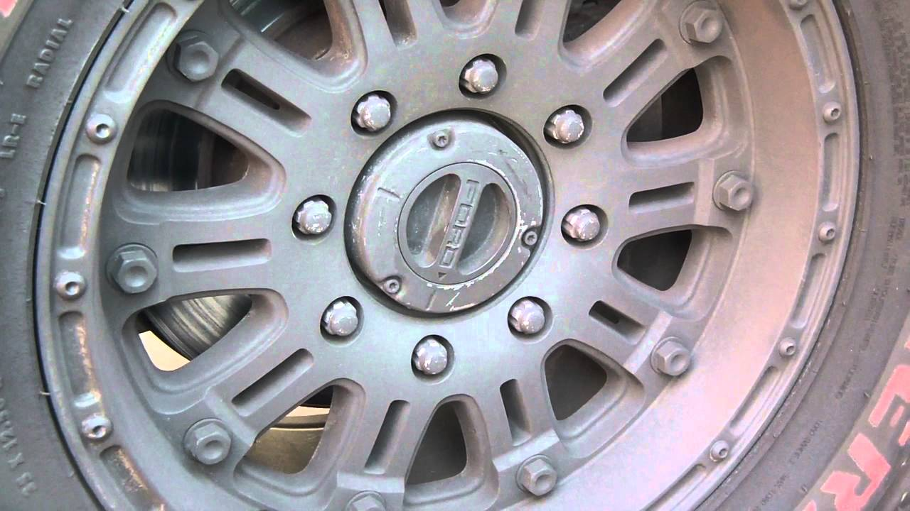 Ford 4x4 truck Auto vs Manual locking hubs Which Direction