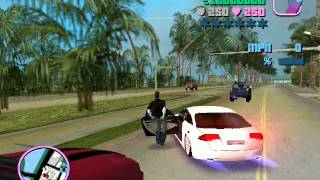 GTA VICE CITY 2013 UNDERGROUND AWSOME CARS