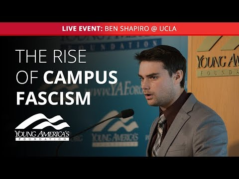 Ben Shapiro LIVE at University of California - Los Angeles