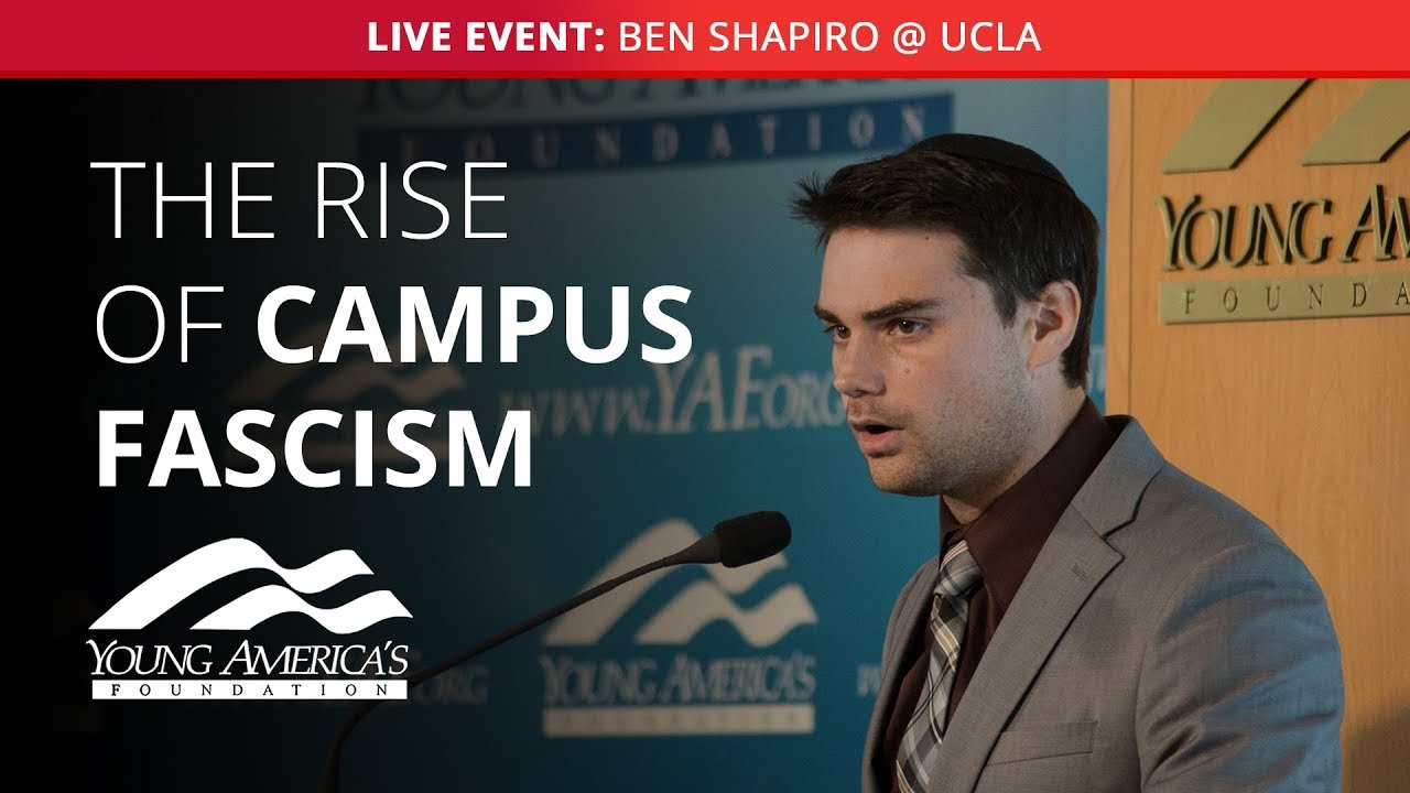 Shapiro Lecture Tour | Young America's Foundation