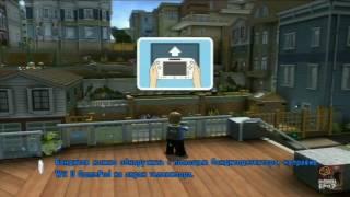 Игра в Lego City с красатоном #1