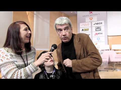 Entrevista con Daniel Avilés. Óscar Ladoire, Gracia Olayo y Priscila Delgado