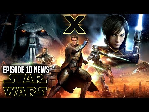Star Wars Episode 10! Exciting News Revealed & More (Star Wars X)