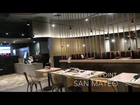 Boiling Point in San Mateo, California