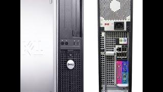 Dell Optiplex 745 Unboxing