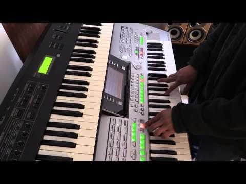 Musica tipo mariachi con teclado
