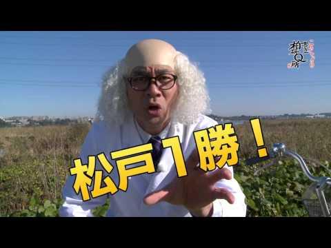 第36話「決着の時来る!柏VS松戸どっちが魅力的か戦争ついに終結!?」~これってナンダイ!?市立柏研Q所