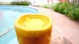 Stabilabb és ez is úszik is | JBL Charge 4 Teszt & kicsomagoló videó